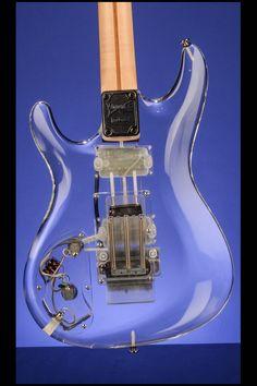 Ibanez Js Y2k Crystal Planet Joe Satriani 2000 Clear