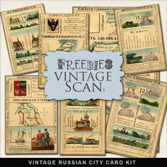 Far Far Hill: Freebies Vintage Papers Kit