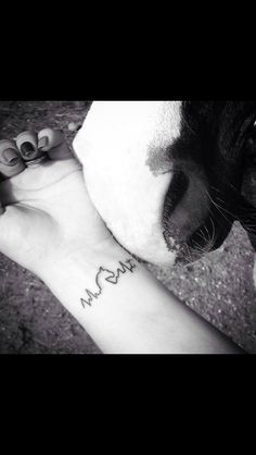 Tattoo for life  Horse lovers