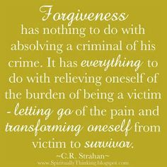 Simply June: Forgiveness Quotes