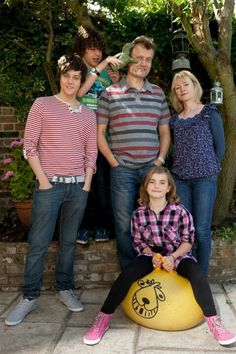 Outnumbered, have watched through season four
