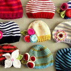 PUNTO PDF hacer tu propio sombrero de dulce bebé por sweetbabydolly