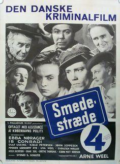 Film Posters, Vintage Posters, Denmark, Danish, Movies, Pictures, Kunst, Poster Vintage, Films