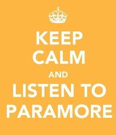 Paramore :)