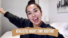 Showing you a realistic night time routine! Being about to adjust to the random changes of motherhood and still having fun is so important. Night Time Routine, My Routine, Have Fun, Cleaning, Make It Yourself, Youtube, Home Cleaning, Youtubers, Youtube Movies