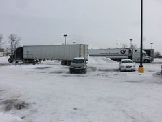 trucker jerks in the wal mart parking lot