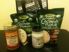 Some basic pantry items that are always great to keep stocked up on!