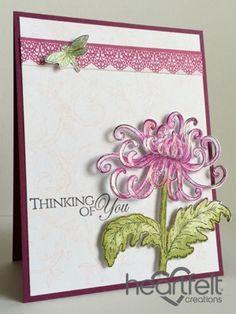 Heartfelt Creations | Thinking Of You Mum
