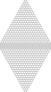 Free printable graph paper--clicking on the one wanted