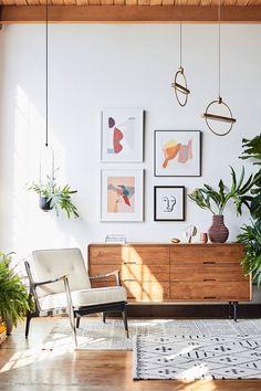 Oaken Six-Drawer Dresser | Anthropologie Living Room Designs, Living Room Decor, Living Spaces, Bedroom Decor, Living Room Drawers, Decor Room, Entryway Decor, Living Rooms, Summer Deco