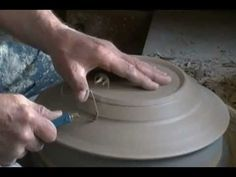 Trimming Plates! (with a great explanation of what happens in the kiln)