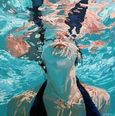 Water Paintings by Samantha French 35