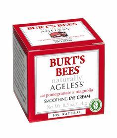 Naturally Ageless Smoothing Eye Cream - Burt's Bees $25