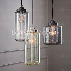 Lampe suspendue - Traditionnel/Classique / Vintage - avec Ampoule incluse - USD $ 116.99