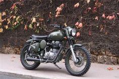 Here are some examples of Royal Enfield preparations. - Royal Enfield Classic M . – Royal Enfield Classic M… Here are some examples of Royal Enfield preparations. Enfield Bike, Enfield Motorcycle, Motorcycle Style, Royal Enfield Bullet, Enfield India, Royal Enfield Classic 350cc, Beachy Wallpaper, Royal Enfield Wallpapers, Nature