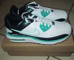 d5ba9c065ea3 Nike Air Max Wright Size 10.5 Mens Shoes 317551-134 White Teal
