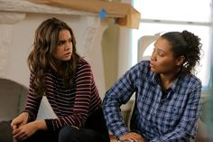 How do you think Callie will react to Daphne telling the truth to the police on Monday's all new episode of The Fosters? Don't forget to tune in at 9/8c on ABC Family!