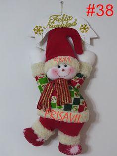 Christmas Stockings, Christmas Ornaments, Elf, Holiday Decor, Simple, Crafts, Handmade Christmas Decorations, Christmas Decor, Made By Hands
