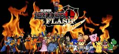 Super Smash Flash 2, commonly abbreviated SSF2, is an upcoming non-profit Flash fighting fan game developed by the Super Smash Flash 2 Developer Group, published by McLeodGaming and led by Cleod9 of Cleod9 Productions. There are many favorite heroes such as: Mario, Link, Pikachu, Sonic, Zelda, Ichigo, Naruto, Goku... Super Smash Bros, Super Smash Flash 2, Nintendo 64, Fun Games, Retro Games, Fighting Games, Mega Man, Pikachu, Naruto