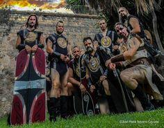 Mercenarios Iberos, batalla 2015