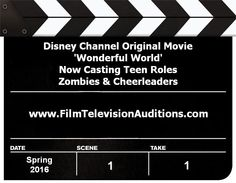 Disney channel auditions for teens
