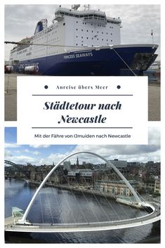 Städtetour nach Newcastle #england #reise #fährfahrt
