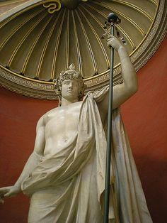 Musei Vaticani - Antinous