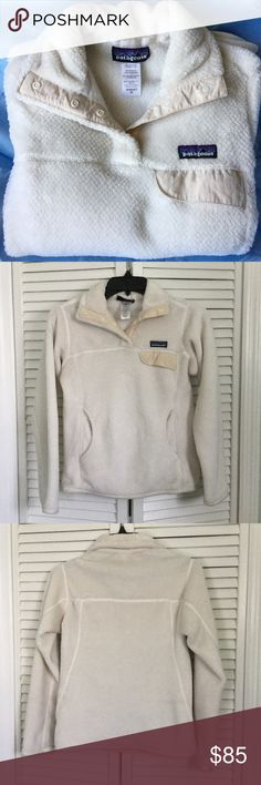 Excellent Patagonia Re-Tool  size XS Excellent condition like new. Patagonia Sweaters Cowl & Turtlenecks