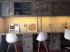 Mi escritorio ✒️ study room Home office