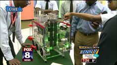 "CLEVELAND, Ohio -- ""The Metallic Controllers,"" a robotics team from the Horizon Science Academy, are taking their winning robot to nationals. The team was among 32 teams to compete at the First Tec..."