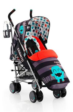 Cosatto Supa Cuddle Monster Stroller WINNER of 2015 Mother and Baby Gold Award for Best Lightweight Buggy/Stroller Featuring all known features plus movies Best Double Stroller, Double Strollers, Baby Strollers, Single Stroller, Convertible, Baby Kids, Baby Boy, Baby Crib, Umbrella Stroller