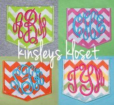 25 Fabric choices  Chevron Pocket Chevron Pocket by kinsleyskloset, $22.99