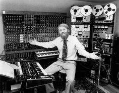 MATRIXSYNTH: BOB MOOG'S LEGACY TALK WITH ROGER LUTHER