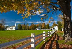 Craftsbury Common, VT..This is such a pretty town.  My aunt Blanche Urie was born here and I came here with her a few times.