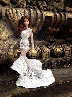 #bridal #dolls [missbeautydoll]  1..5 qw