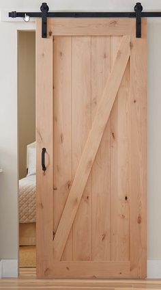 My favorite barn door style