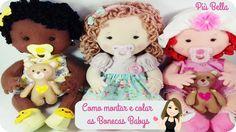 Montagem e Colagem Babys (Apostilas Baby Meninos e Meninas)