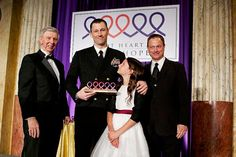 One of our 2011 Hope & Courage Award Recipients.