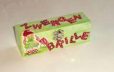 Kisten & Boxen - Brillenbox - ein Designerstück von Deko-Huette bei DaWanda
