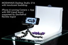 Giveaway - Modahaus Table Top Photo Studio Set-ups for Jewelry Photography - The Beading Gem's Journal