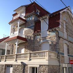 Villa marché Le Touquet