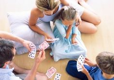 Snap! 12 classic card games to teach the kids