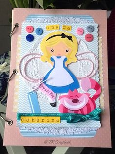 Caderno de mensagens para chá de bebê (visão geral da decoração)