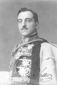 King Alexander I of Yugoslavia King Alexander, Serbia And Montenegro, Serbian, King Queen, Beautiful Men, Royalty, History, Albania, Descendants