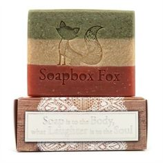 Forever Young - Triple Moisture Soap | Soapbox Fox