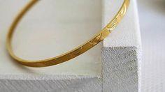 Engraved Girl Bracelet Girls Bangle Bracelet Chanel
