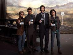 #Supernatural: confira prévia do episódio 200