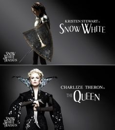 Snow White and The Huntsmen.