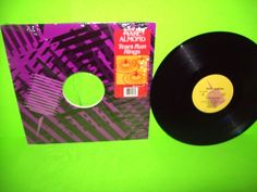 """Marc Almond – Tears Run Rings 12"""" Vinyl 1988 EP Record SynthPop Electronic EX+ #ElectronicaSynthPop"""