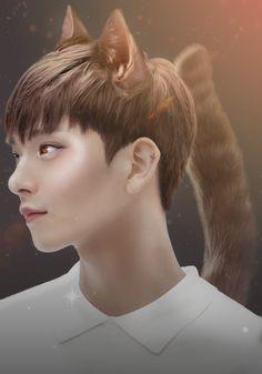 #joshua #jisoo #지수 #조슈아 #세븐틴 #seventeen #kpop #fanart